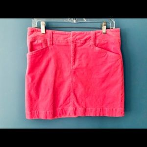 Lilly Pulitzer brushed cotton skirt